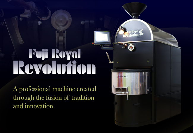 Fuji Royal revolution